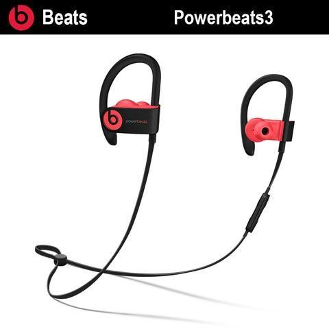 Beats Powerbeats3 Wireless Bluetooth Earphone With Mic Bluetooth Headphones Wireless Bluetooth Headphones Headphones