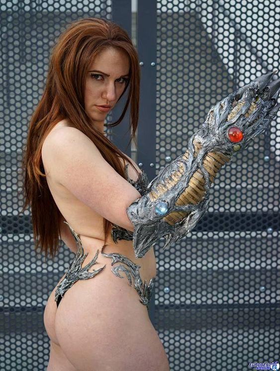 Jacqueline Goehner Witchblade