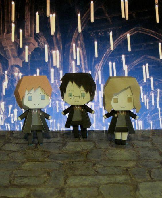 The Golden Trio.