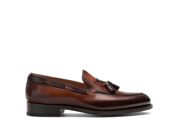 Magnanni Coleman Tabaco Mens Lace-up Shoes