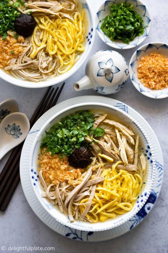 Vietnamese Bun Thang