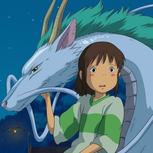 Pin By M00nchild On Drawing Time Ghibli Artwork Studio Ghibli Spirited Away Studio Ghibli Art