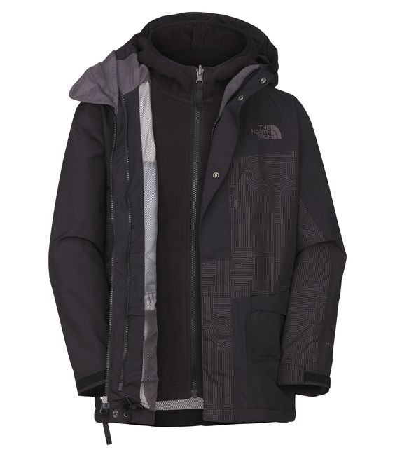 The North Face Boy's LHM Triclimate Jacket