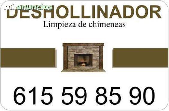 Limpieza profesional de todo tipo de chimeneas calderas - Limpieza de chimeneas ...