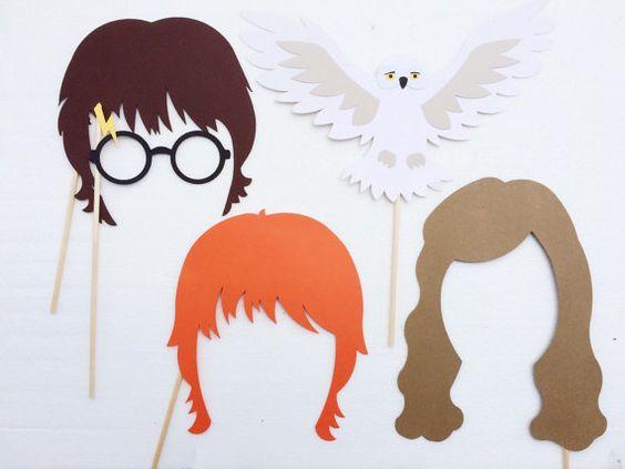 Harry Potter Birthday Party Harry Potter par LetsGetDecorative