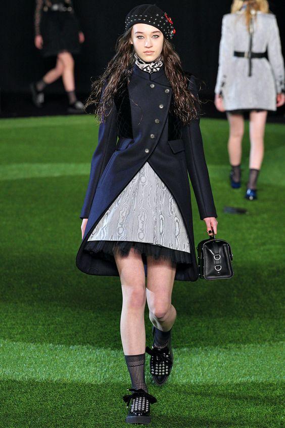 Marc Jacobs Fall/Winter 2015-2016 Fashion Show
