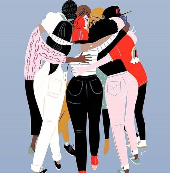 Você não precisa ser amiga de quem não gosta muito menos ser inimiga. Você não precisa concordar com crenças escolhas e opiniões diferentes da sua mas respeitar e tentar entender sem julgar estas escolhas já é sororidade. Que nós mulheres possamos cada dia mais nos apoiar e mostrar que mesmo quando discordamos não somos inimigas. #sororidade #Empoderamento #EmpoderamentoFeminino #autocuidado #empatia