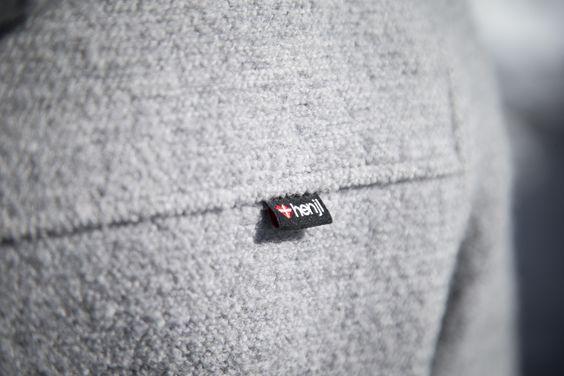 Henjl new brand logo, French made
