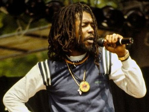 TODAY (September 11, 27 years ago) Winston Hubert McIntosh a.k.a Peter Tosh Reggae & Rastafari Icon, , passed away. He is remembered . To watch her 'VIDEO PORTRAIT'  'Peter Tosh - Legalize Pete' in a large format, to hear 'BEST OF  Peter Tosh  Tracks' on Spotify go to  >> http://go.rvj.pm/155