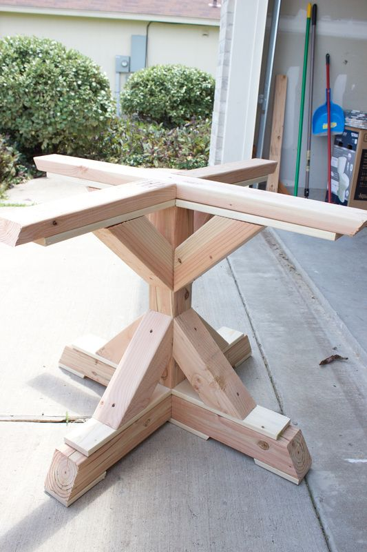 Legs for dining room table | George to Build | Pinterest | Dining ...