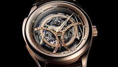 Jaeger Lecoultre minute repeater