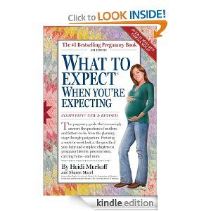#8: What to Expect When You're Expecting: 4th Edition.