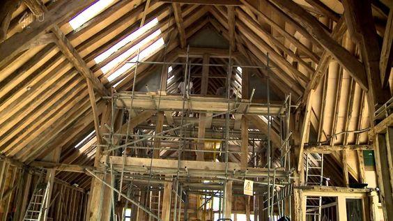 Grand Designs S12 E11 Grade II Listed Timber Framed Barn, Essex Revisite...