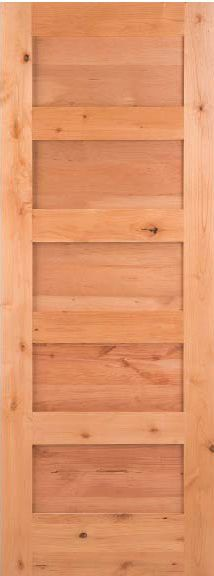 Wood doors stains and flats on pinterest for Flat solid wood door