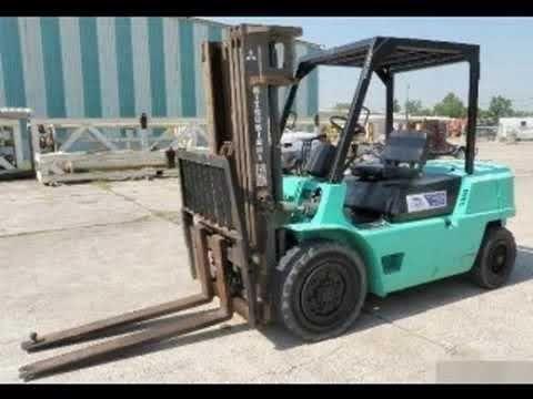 Mitsubishi Fd50c Forklift Trucks Workshop Service Repair Owner S Manual Pdf Repair Manuals Forklift Mitsubishi