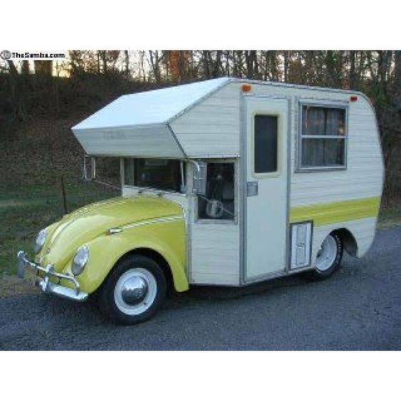 Vw Motorhomes For Sale: Vw Camper, Campers And Yellow On Pinterest