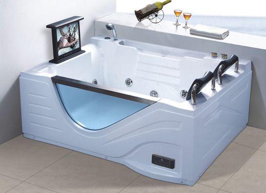 Jacuzzi With Tv Diy Bathtub Bathtub Remodel Bathtub