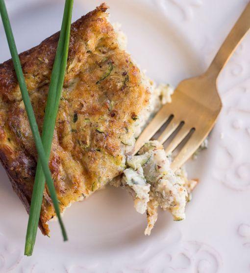 Zucchini Casserole {Keto-Friendly and Gluten-Free}