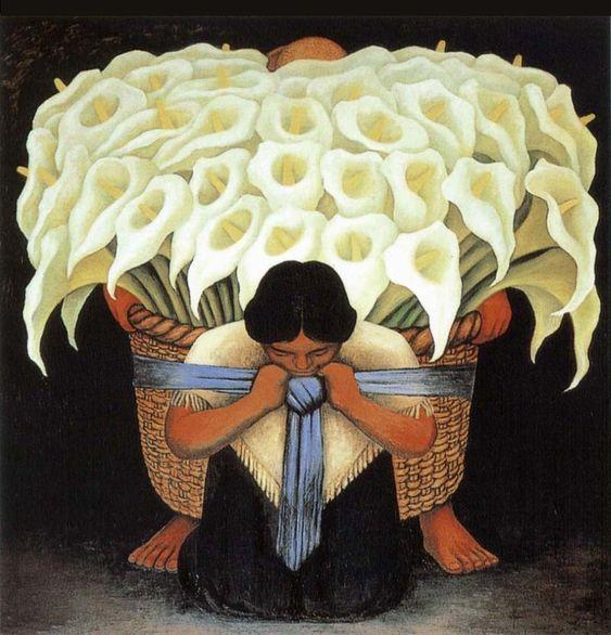 pinturas de diego rivera - http://viajerosbrasilperublognoticias.blogspot.com.br/