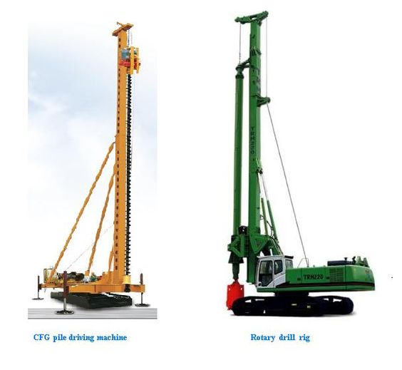 pile driver pile driving equipment china pile driving machinery drilling construction. Black Bedroom Furniture Sets. Home Design Ideas
