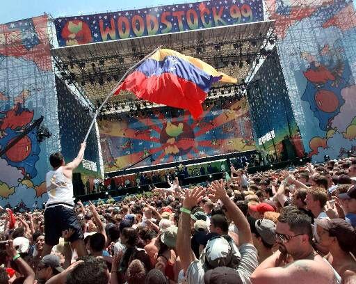 Woodstock 99 ✌🏻️🤘🏻💯🔥