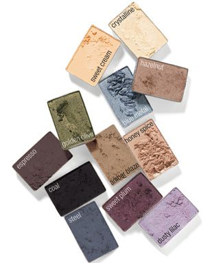 Mary Kay mineral eye colors. You won't find anything better!