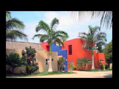 ▶ Casa Tres Azules - Puerto Escondido, Mexico - YouTube