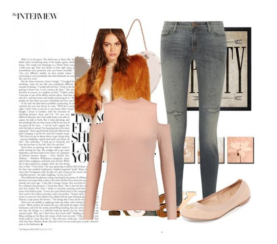 """""""Style Hunter..."""" by mkrish ❤ liked on Polyvore featuring J Brand, Halston Heritage, Tory Burch and Hatcher & Ethan"""