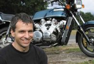 Home built Kawasaki 2300cc V-12 motorcycle - Feature Review - Motorcyclist Online