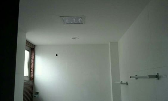 Detalhes iluminação banheiro suíte