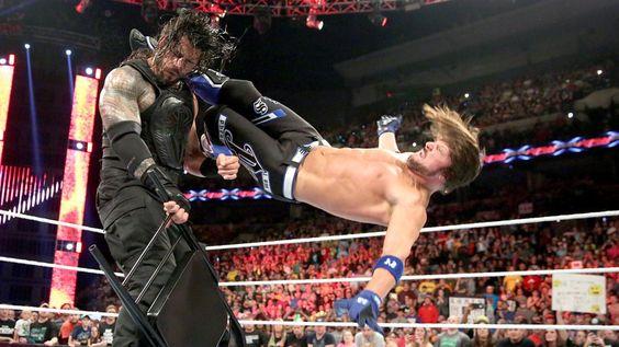 Roman Reigns & Los Usos vs. El Club – Lucha Eliminatoria de Seis Hombres: fotos