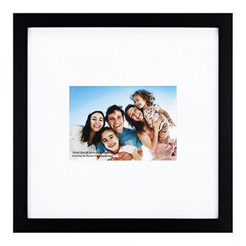 12x12 Inch Picture Frame Made Of Solid Wood And High Defi Https Www Amazon Com Dp B076p8wwf7 Ref Cm Sw R Pi Dp U Picture Frame Display Frame Frame Display