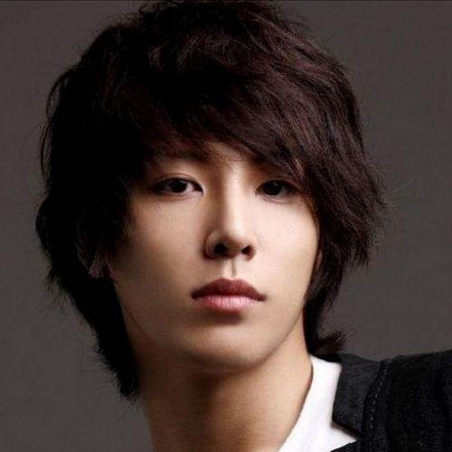 Fantastic For Men Hairstyles And Mens Medium Length Hairstyles On Pinterest Hairstyles For Men Maxibearus