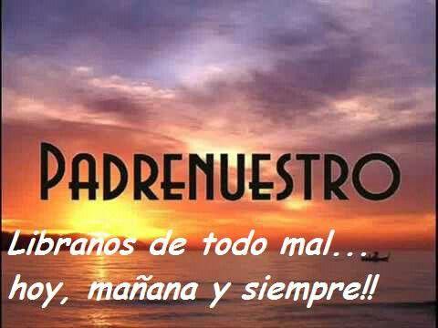 Hoy, mañana y siempre!