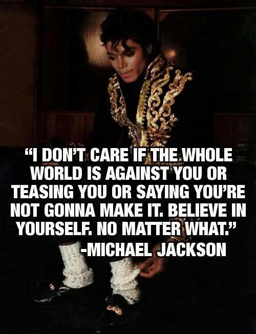 Image detail for -michael jackson quotes