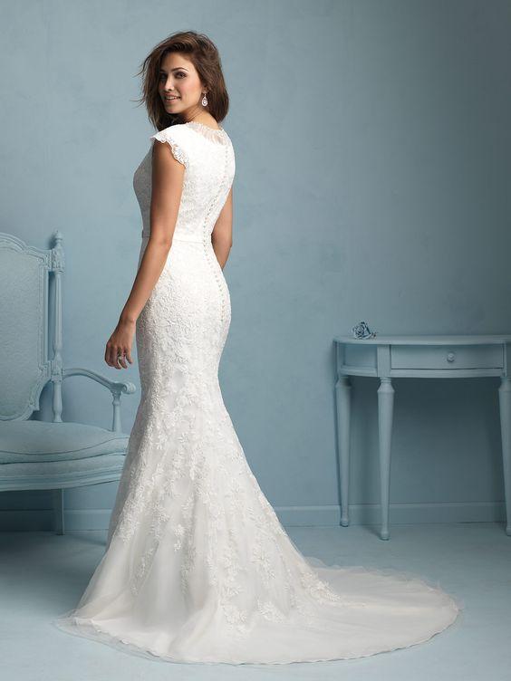 Allure Bridals: M534