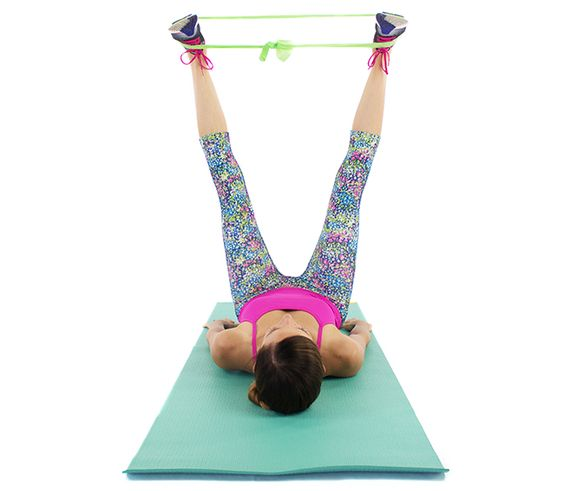 Lying+Leg+Abduction+with+Resistance+Band