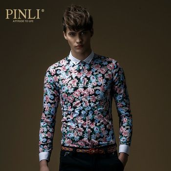 Free shipping spring 2014 new arrival high end mens for High end mens shirts