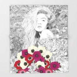 Throw Blanket - Dreamland - PedroTapa