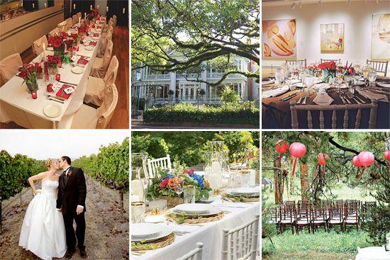 Small Weddings Big on Charm: Five Unique Wedding Venues to Say \'I ...