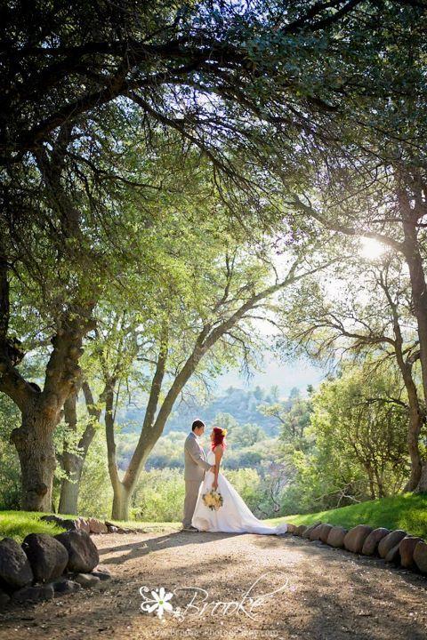 Beautiful wedding venue in Skull Valley, Arizona