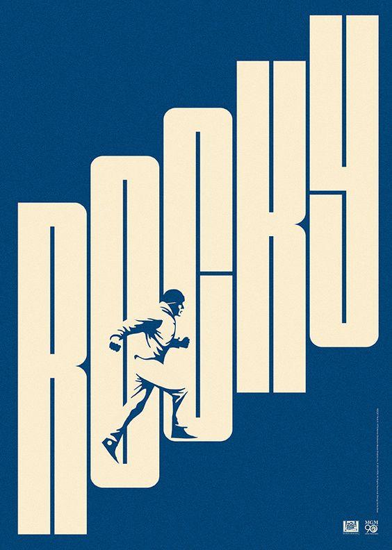 La Boca - Rocky film poster. #Rocky