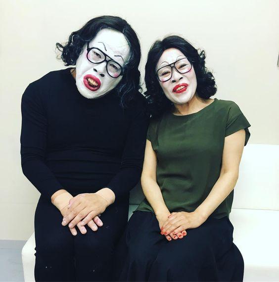 柴田理恵さんとくっきー