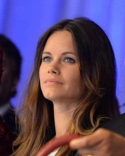 Princess Sofia made her first solo trip abroad since her marriage to attend the Global Child Forum in South Africa, September 8, 2015; the GCF was founded by King Carl Gustaf and Queen Silvia in 2009 to support children's rights.