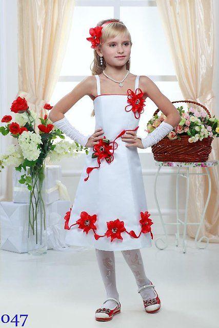 Очень красивое платье для девочки ручной работы - Детская одежда во Владивостоке