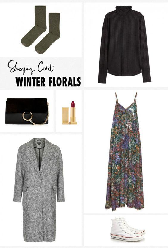 [On lit] Winter florals - Garance dore @garancedore