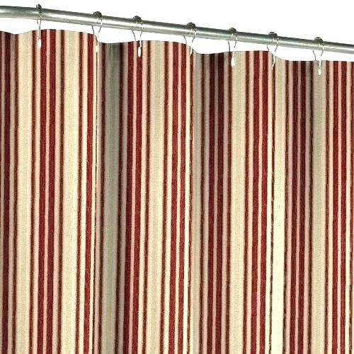 Burgundy Shower Curtain Liner Di 2020