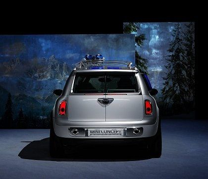 Mini Concept Detroit, 2006