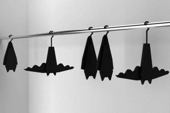 Objetos locos perchas originales para ponerle onda a tu casa - Perchas pared originales ...