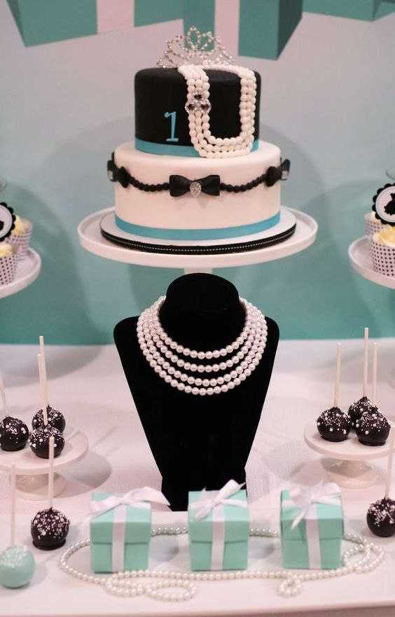Tiffanyu0027s Birthday Party Ideas Pinterest Cumpleaños, Ideas para